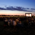 Outdoor Movies at Downsview Park, Toronto