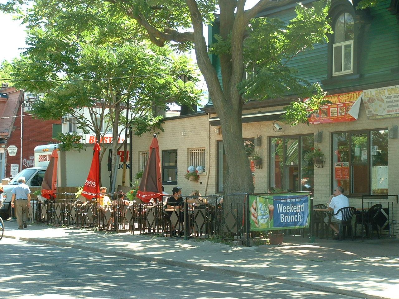 KOS Restaurant Kensington
