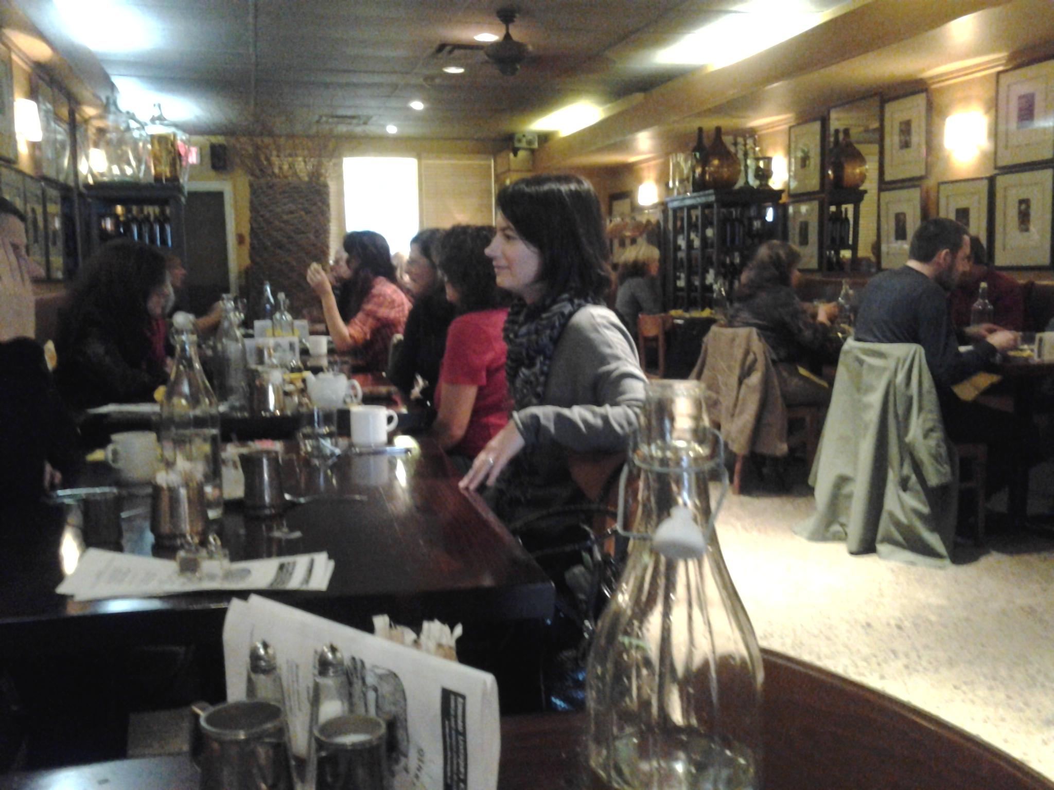 Edward Levesque's Kitchen, Leslieville
