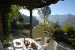 Villa Overlooking Himalayans, India