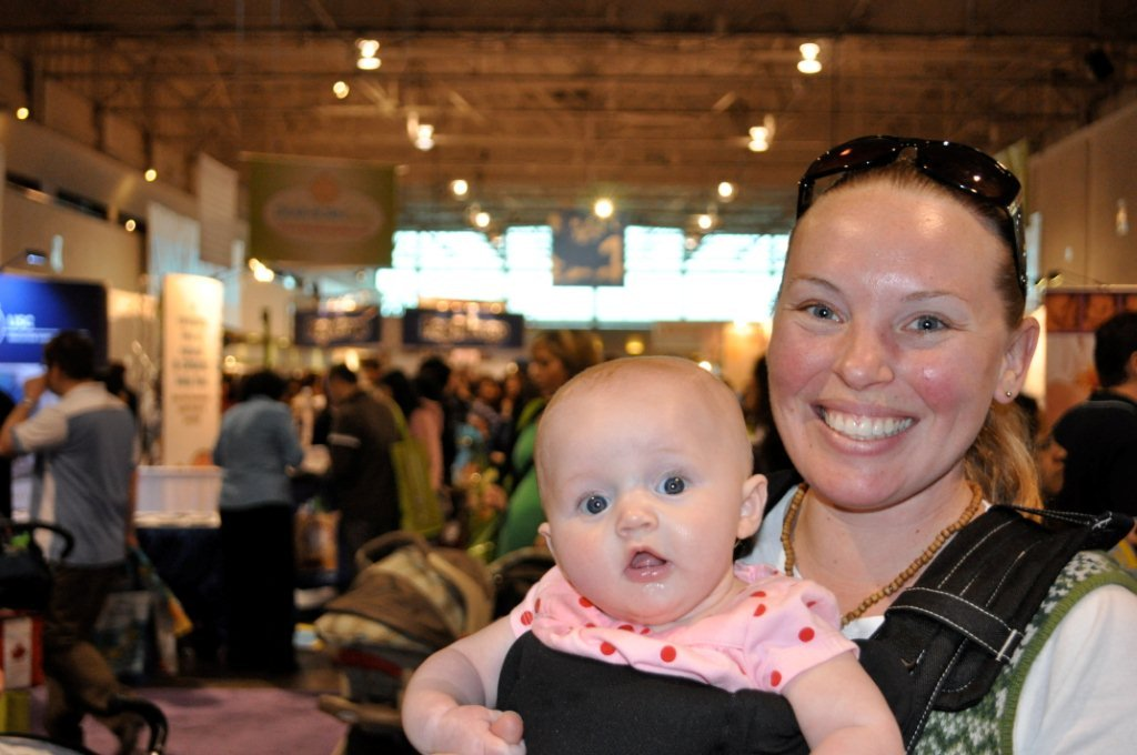 BabyTime Show in Toronto