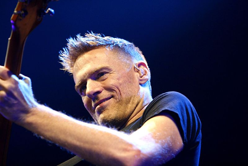 Bryan Adams, photo by Marco Maas
