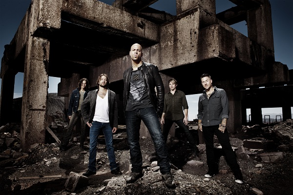 Daughtry, photo courtesy Massey Hall
