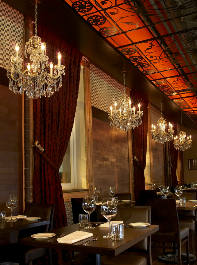 Lucien Restaurant Toronto