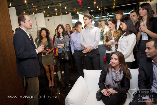 Toronto Business Casual Event