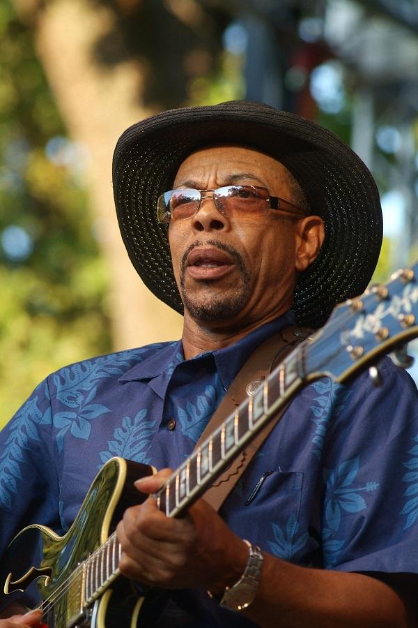 Blues musician John Primer