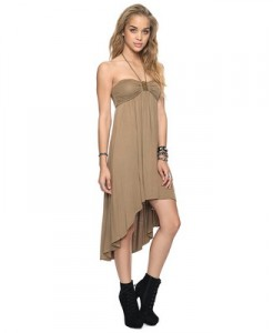 Forever 21 Cut-out Charm Halter Dress, $22.80