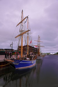 Toronto Brigantine's Playfair and Pathfinder, photo sahlgoode