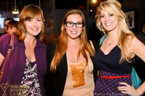 Toronto Business Casual event, photo Danielle Blancher
