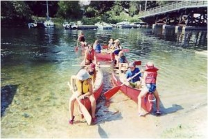Toronto Island Canoe Club Summer Camp