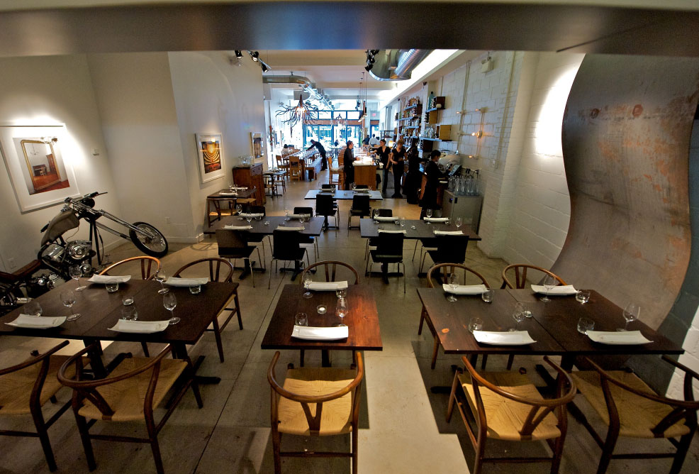 Boehmer Restaurant Toronto