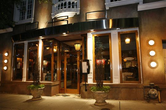 Oro Restaurant, Toronto