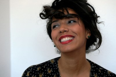 Singer-songwriter Chloe Charles, photo Manoli Weber