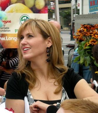 Citytv's Jennifer Valentyne, photo netnomad