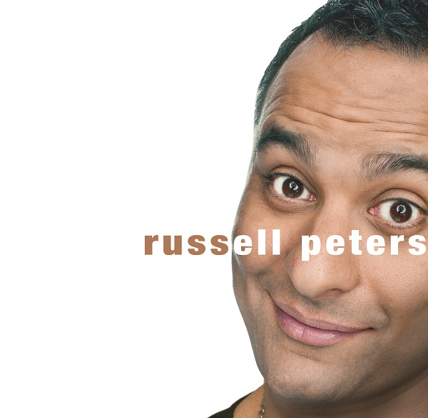 Russell Peters, photo courtesy Fallsview Casino