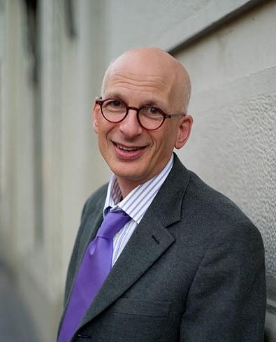 Marketing guru Seth Godin, photo Joi Ito