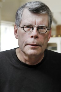 Author Stephen King, photo Shane Leonard