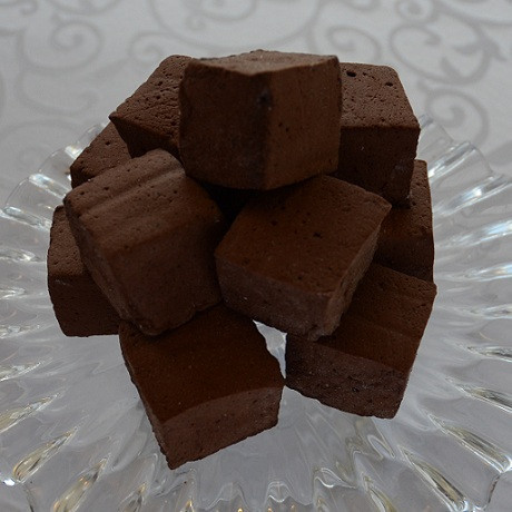 Chocolate Marshmallows from the Purple Kitchen