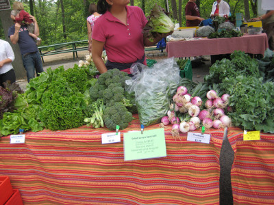 Farmers Market, photo AuthenticEccentric
