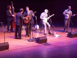 Steve Martin and The Steep Canyon Rangers, photo TriviaKing