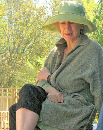 Author Margaret Atwood, photo Vanwaffle