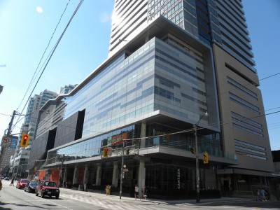 TIFF Bell Lightbox in Toronto, photo JasonParis