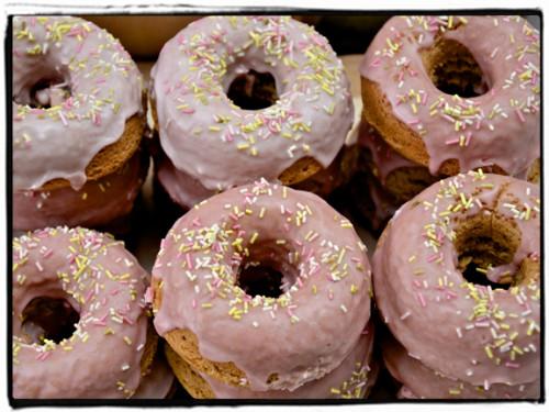 Gluten Free Donuts, photo Jordan Prussky