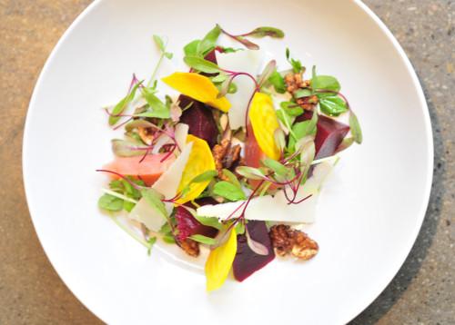 Beet Salad at Paintbox Bistro