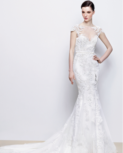 Indira gown from Enzoani available at Mona Richie Boutique
