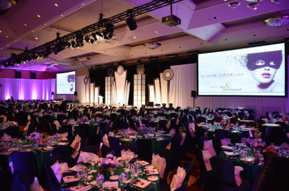 The Booklover's Ball in Toronto 2014