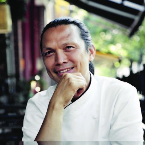 Chef Susur Lee