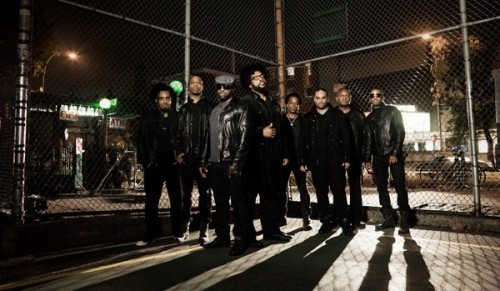 The Roots appear at Luminato 2014.