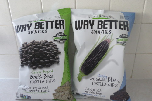 Way Better Snacks Tortilla Chips