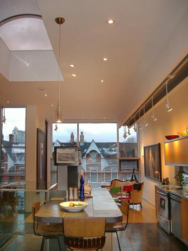 Interior of 22 Grange Avenue, Toronto