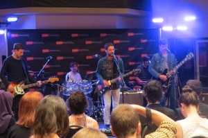Sam Roberts Band performs June 12 2014 at Aeroplan event