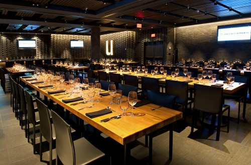 Joey Eaton Centre Private Dining Space