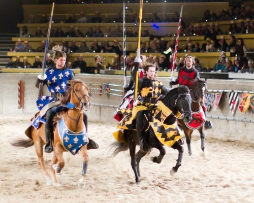 Medieval Times in Toronto