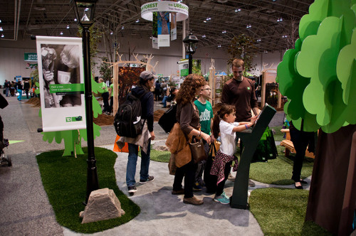 Green Living Show in Toronto