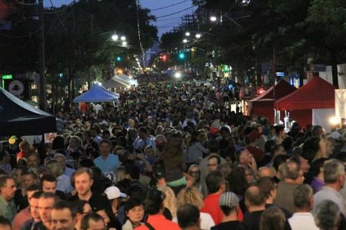 Streetfest at Beaches Jazz Festival, Toronto