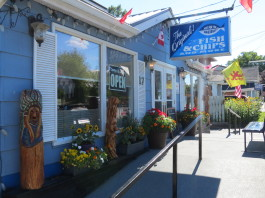 Just For The Halibut, Bobcaygeon
