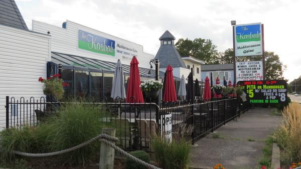 The Kasbah Mediterranean Qsine Restaurant, Niagara Falls