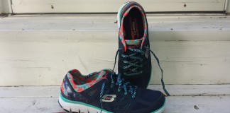 Skechers Ultimate Sport Flex 12126 Women's Relaxed Fit Sneaker with Memory Foam insole