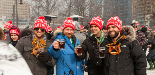 Roundhouse Winter Craft Beer Festival- photo credit Jeff Rogers
