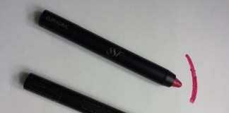 Euphoric and Willpower POWERPLAY POWERSTAY lip pencils from SST Cosmetics