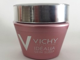 Idealia Skin Sleep Recovery Night Gel Balm