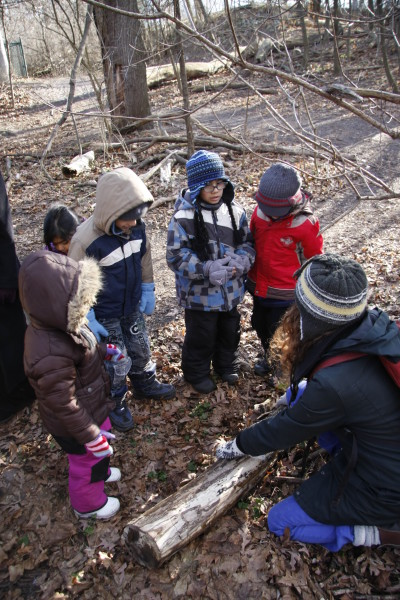March Break Discovery Camp at High Park Nature Centre