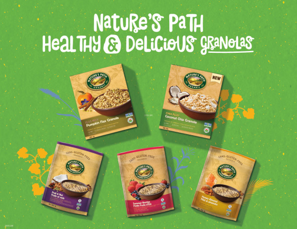 Nature's Path Giveaway Promotion
