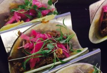 Carmen's Carnitas Tacos at Recipe for Change 2016
