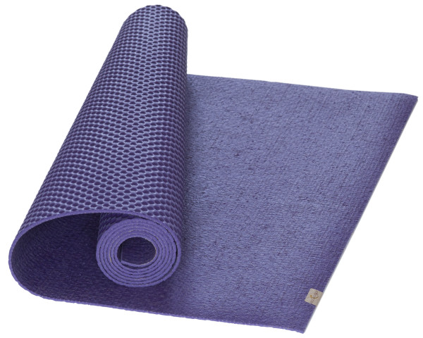 The Original ecoYoga Mat in Deep Lavender