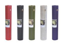 The Original ecoYoga Mat in five shades